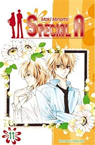 Special A Edition simple Tome 11
