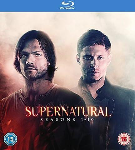 Supernatural Seasons 110 - Supernatural: Seasons 1-10 (10 Blu-Ray) [Edizione: