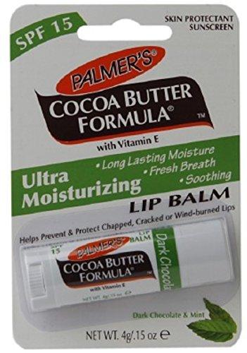 Palmer's 7051789 CBF Cleansing Milk SPF 15 mit Schokoladen-Minz-Geschmack, 1 Stück