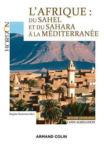 L'Afrique : du Sahel et du Sahara à la Méditerranée par Collectif