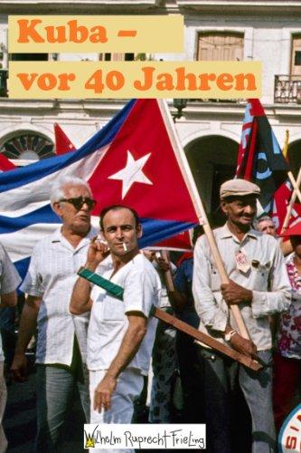 Buchseite und Rezensionen zu 'KUBA VOR 40 JAHREN: Ein Fotobuch. Mit begleitenden Worten von Comandante Fidel Castro' von Wilhelm Ruprecht Frieling