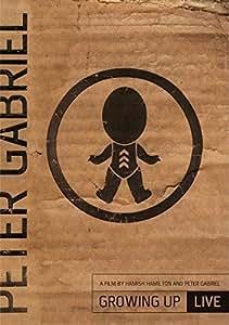 Peter Gabriel - Growing Up-Live