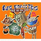 Songtexte von Les Goristes - Kig ha farz mambo