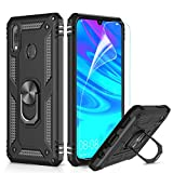 LeYi Case for Huawei P Smart 2019 with Magnetic Ring