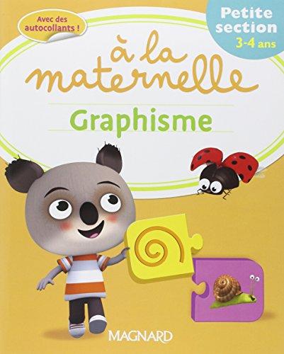 Graphisme  la maternelle Petite section (PS : 3-4 ans)