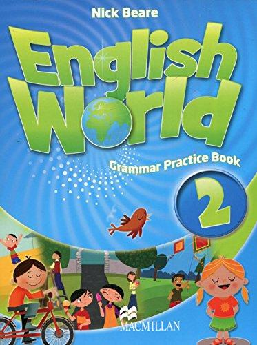 ENGLISH WORLD 2 GPB (Grammar Pract.Book) - 9780230032057