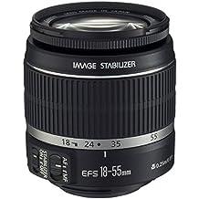 Canon - Zoom EF-S 18-55 mm f/3,5-5,6 IS stabilisateur dimage optique (Reconditionné)