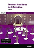 Temario 1 Técnicos Auxiliares de Informática de la Administración General del Estado