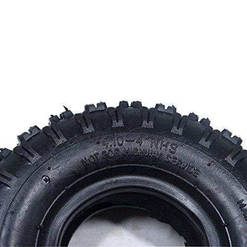 DXEWSE 4,10-4 Reifen Reifen für Mini-Motor Quad Pocket Bike Gas-Roller