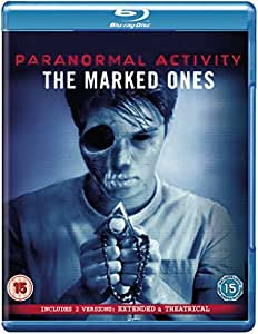 Paranormal Activity: The Marked Ones [Blu-Ray]