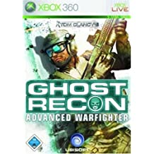 Xbox 360 - Tom Clancy's Ghost Recon: Advanced Warfighter