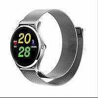 Bluetooth Smart Uhr Smartwatch Fitness Armbanduhr,Aktivitätstracker,Vollfarb Display,Schlaftracker,Leben wasserdicht,Heart Rate Monitor,Smartwatch,höhe empfindliche Touchscreen intelligente Uhr,Sleep Monitor