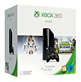 Xbox 360 - Consola De 500 GB + Plants VS Zombies + Fable