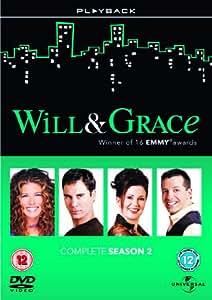 Will & Grace Season 2 [DVD]