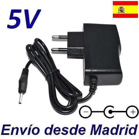 Adaptateur Secteur Alimentation Chargeur 5V pour Remplacement Tablette Logicom Tab1050 Tab 1050 puissance du câble d'alimentation