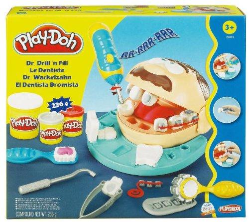 Hasbro PLAYDOH Dentista Bromista