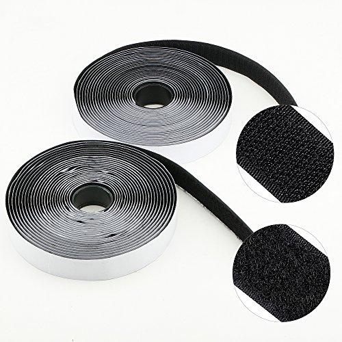 Zoom IMG-2 gimars nastro adesivo in velcro