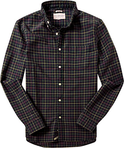 Polo Ralph Lauren Denim&Supply Herren Hemd Oberhemd, Größe: L, Farbe: Blau