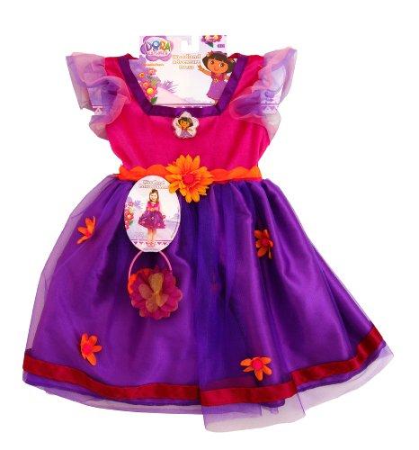 Kostüm Explorer Dora Zubehör The - Dora 's Woodland Adventure Kleid