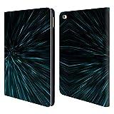 Offizielle PLdesign Hyper Galaxie Abstraktes Design Brieftasche Handyhülle aus Leder für iPad Air 2 (2014)