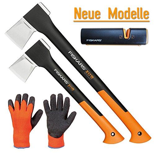 fiskarsc-set-spaltaxt-x17-m-x11-s-xsharp-axt-und-messerscharfer-handschuhe