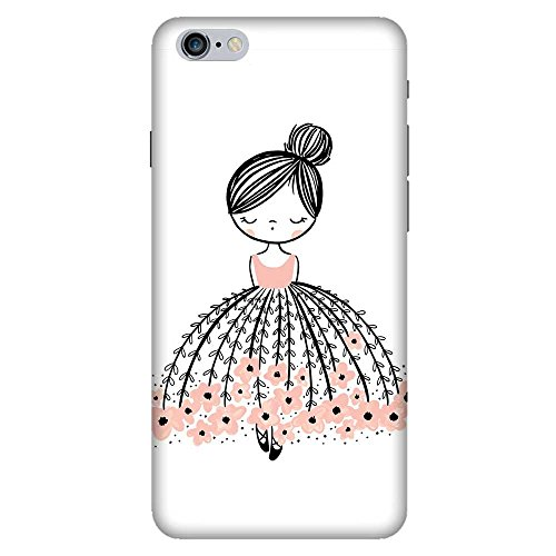 CaseGuy CN2201 Designer Printed Back Case Cover Apple iPhone 6 Plus :: iPhone 6+ :: Apple iPhone 6+ :: iPhone 6 Plus (Floral :: Flowers :: Cartoon :: Girl :: Baby :: Artwork)