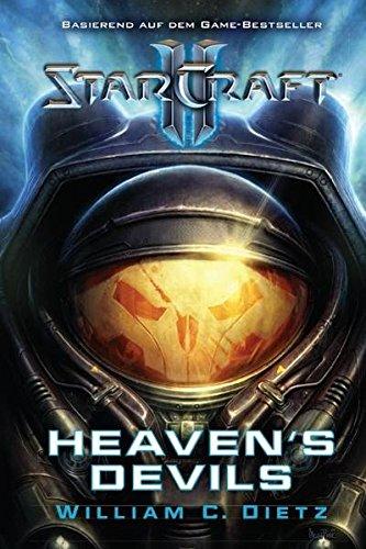 StarCraft II. Heaven's Devils: (Roman zum Game)