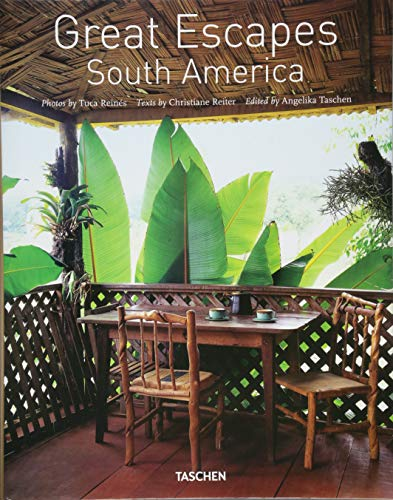 Great escapes south america. updated édition - ju por Christiane Reiter