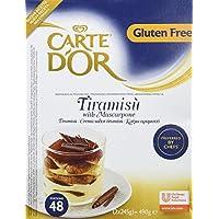 Carte d'Or Tiramisú deshidratado sin gluten. 48 raciones