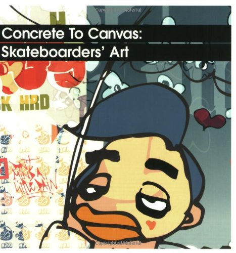 Concrete to Canvas: Skateboarders' Art
