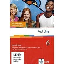 Red Line 6. Schülerlernsoftware (entspricht der Workbook-Software)
