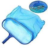 Detergente Per Vetri Per Acquari Skimmer for rete da piscina, skimmer for foglie for uso intensivo da 17 pollici, manutenzione for piscina di ricambio Rastrello for pulizia foglie di stagno Rete a mag