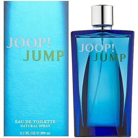 Joop Jump Eau de Toilette Spray para hombre 200ml
