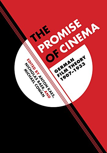 Promise of Cinema (Weimar and Now: German Cultural Criticism, Band 49) (State Des California Geistes)