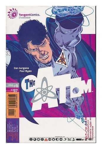 The Atom #1 / Dan Jurgens, Paul Ryan