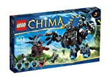 Lego, Legends of Chima, Gorzan's Gorilla Striker (70008) by LEGO - LEGO
