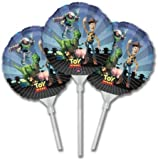 """""""Toy Story Gang EZ-Fill Foil Air Fill Balloons, pack of 3"""""""