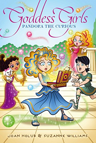 Pandora the Curious (Goddess Girls Book 9)