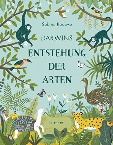 Darwins Entstehung der Arten - über Kinder Buch Evolution