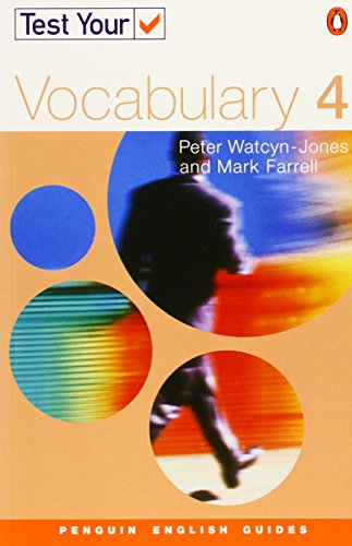 Test Your Vocabulary: 4 (Penguin English)