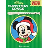 Disney Christmas Songs: Selections from Recorder Fun!