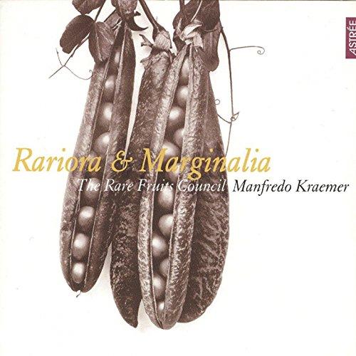 Bertali, Böddecker, Bovicelli, Muffat & Westhoff: Rariora & Marginalia - Baroque Music for Violin