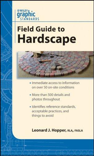Graphic Standards Field Guide to Hardscape (English Edition) (Hardscape Design)