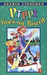 Pippi Goes on Board (Pippi Longstocking) by Astrid Lindgren (1977-02-24)