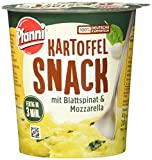Pfanni Kartoffel Snack Kartoffelpüree mit Blattspinat & Mozzarella 1 Portion