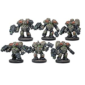 Mantic Games MGWPF305 Forge Father Hammerfist Drop Team