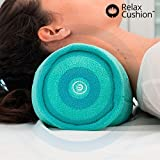 Relax Cushion roll-over Massagegerät Batteriebetrieben, Cojin Weich mit VIBRACION