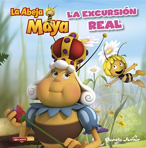 La Abeja Maya. La excursión real. Cuento (La Abeja Maya 3D) por La Abeja Maya