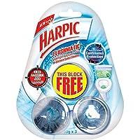 Harpic Toilet Block In the Cistern, Jasmine 50g, 2+1 Free