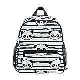 COOSUN Kinder Oso de Panda de los niños Mini Mochila Preescolar Bolsa del niño